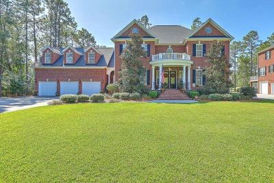 Summerville Single Family Home For Sale: 1704 Congressional Boulevard