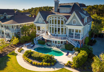 Kiawah Island Single Family Home For Sale: 140 Flyway Dr