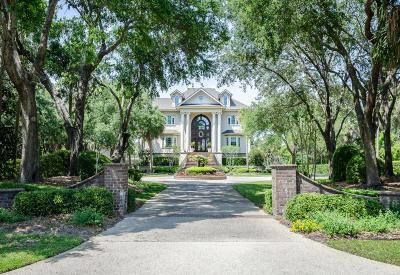 Kiawah Island Single Family Home For Sale: 92 Goldeneye Drive