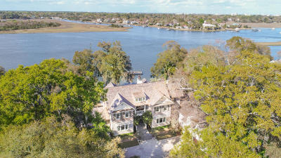 Charleston SC Single Family Home For Sale: $7,950,000