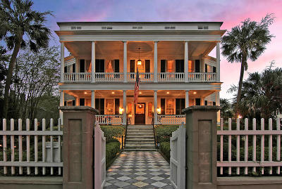 Single Family Home For Sale: 217 Ashley Avenue