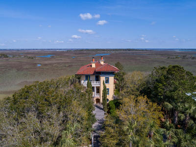 Wild Dunes Single Family Home For Sale: 24 Seagrass Lane