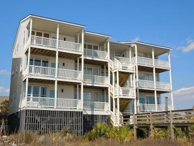 Folly Beach Attached Contingent: 121 E Arctic Avenue #3a