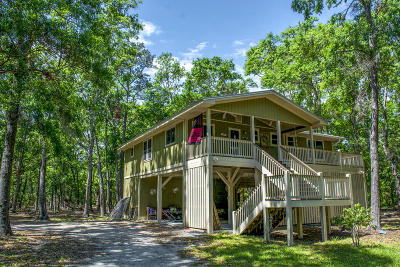 Edisto Island Single Family Home For Sale: 241 Palmetto Pointe
