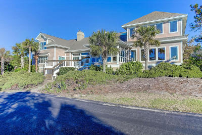 Seabrook Island Single Family Home For Sale: 3713 Bonita Court