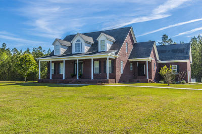 Single Family Home For Sale: 1084 Barnyard Road