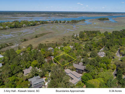 Kiawah Island Residential Lots & Land For Sale: 3 Airy Hall