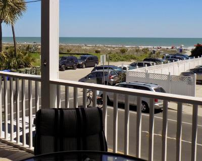 Folly Beach SC Attached For Sale: $385,000