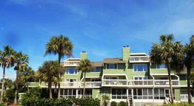 Isle Of Palms Attached For Sale: 6 Mariners Walk Drive #6b