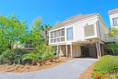 Seabrook Island Attached For Sale: 761 Spinnaker Beachhouse