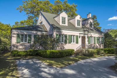 Single Family Home For Sale: 18 Jamestown Road