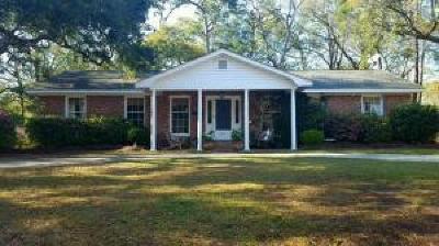 Single Family Home For Sale: 829 Jeb Stuart