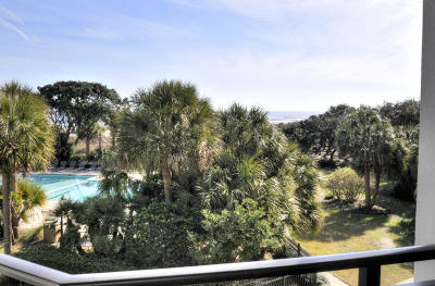 Isle Of Palms Attached Contingent: 209 Shipwatch Villa #209-B