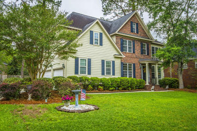 North Charleston Single Family Home For Sale: 8732 E Fairway Woods Circle