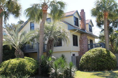 Isle Of Palms Single Family Home For Sale: 404 Merritt Boulevard