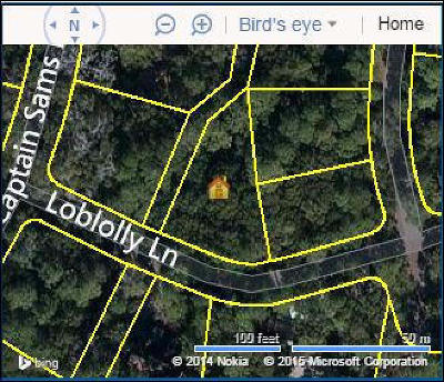 Residential Lots & Land For Sale: 2168 Loblolly, Block 43 Lot 19 Lane