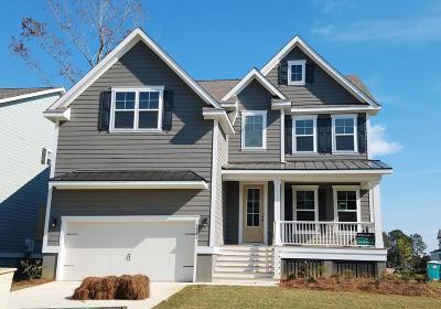 Mount Pleasant Single Family Home Contingent: 1545 Trumpington Street