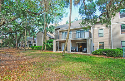 Seabrook Island, Seabrook Island Attached For Sale: 188 High Hammock Villas