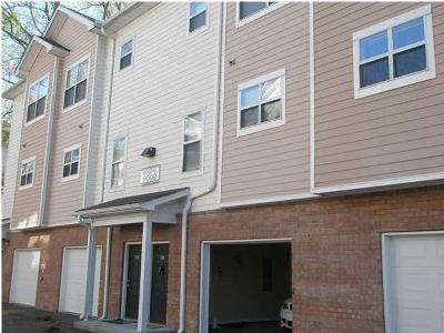 Charleston County Attached For Sale: 1755 Central Park Road #9105