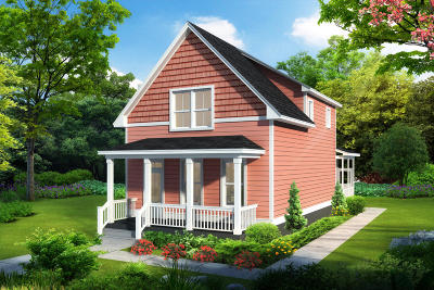 Single Family Home Contingent: 5126 W Dolphin Street