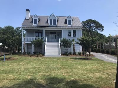 Sullivans Island Single Family Home For Sale: 3021 Middle Street