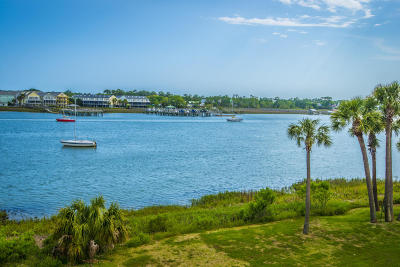 Folly Beach Attached For Sale: 12 Mariners Cay Drive