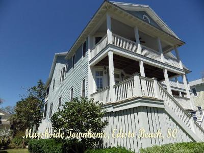 Edisto Beach Single Family Home For Sale: 805 Jungle Road #B