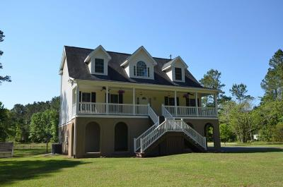 Single Family Home For Sale: 10011 Randall Road