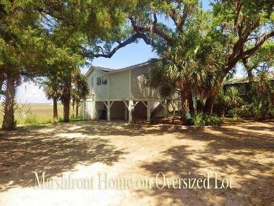 Edisto Island Single Family Home Contingent: 1207 Jungle Road