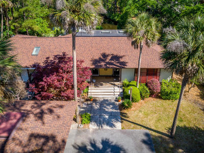 Seabrook Island Single Family Home For Sale: 2983 Seabrook Island Road