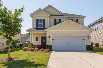 Mount Pleasant Single Family Home Contingent: 3565 Locklear Lane