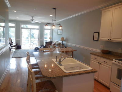 Folly Beach SC Attached Contingent: $439,000