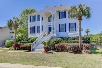 Seaside Plantation Single Family Home For Sale: 1071 Sea Eagle Watch