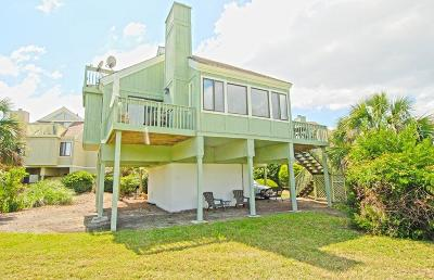 Seabrook Island Single Family Home For Sale: 942 Sealoft Villa Drive