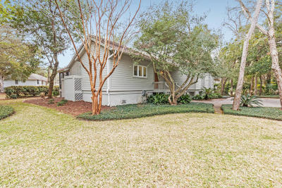Isle Of Palms Single Family Home Contingent: 38 Fairway Oaks Lane