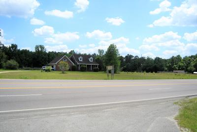 Moncks Corner Single Family Home Contingent: 1105 Highway 52