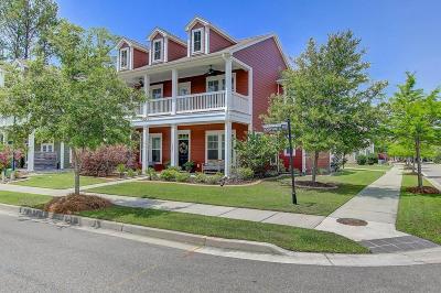Charleston Single Family Home For Sale: 1501 Boom Vang