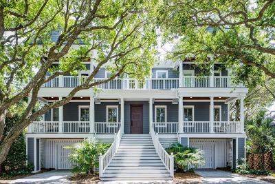 Isle Of Palms Single Family Home For Sale: 2602 Palm Boulevard