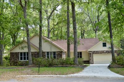 Summerville Single Family Home For Sale: 102 Colony Court