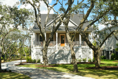 Single Family Home For Sale: 1872 Headquarters Plantation Drive