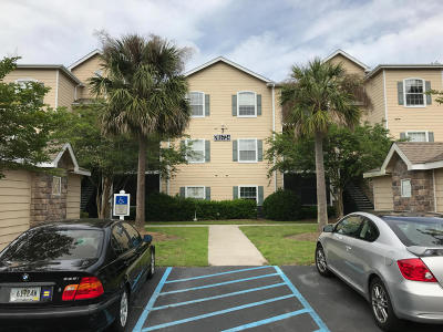Charleston County Attached For Sale: 1300 Park West Boulevard #721