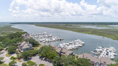 Charleston County Boat Slip For Sale: 1880 Andell Bluff Boulevard #Slip E 1