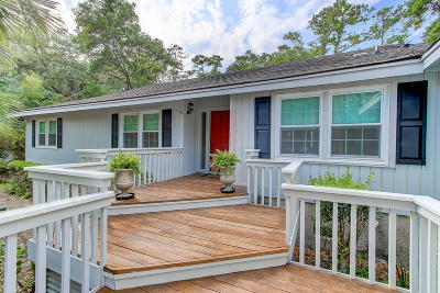 Seabrook Island Single Family Home For Sale: 2420 The Bent Twig