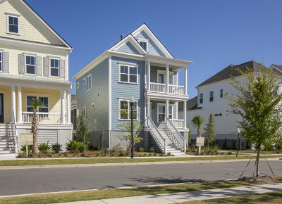 Daniel Island Single Family Home For Sale: 2576 Josiah Street
