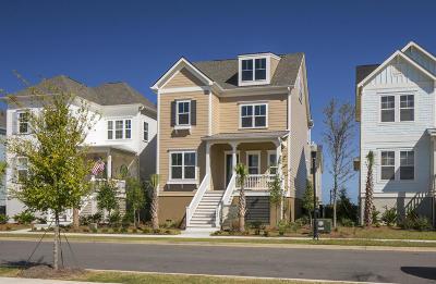 Daniel Island Single Family Home For Sale: 2584 Josiah Street
