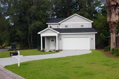 Charleston County Single Family Home For Sale: 37 Arbor Trace
