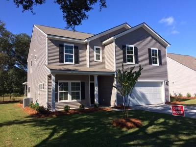 Johns Island Single Family Home For Sale: 3317 Pavilion Lake Drive