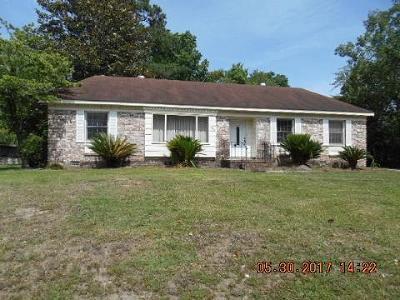 North Charleston Single Family Home For Sale: 7564 Brandywine Road
