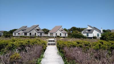 Seabrook Island Single Family Home For Sale: 331 Beach Club Villa