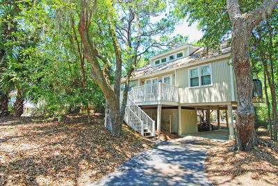 Seabrook Island Single Family Home For Sale: 529 Cobby Creek Lane